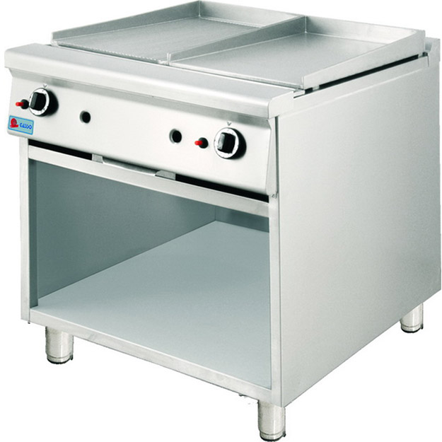 Griddle Top With Counter -GGC- 924C